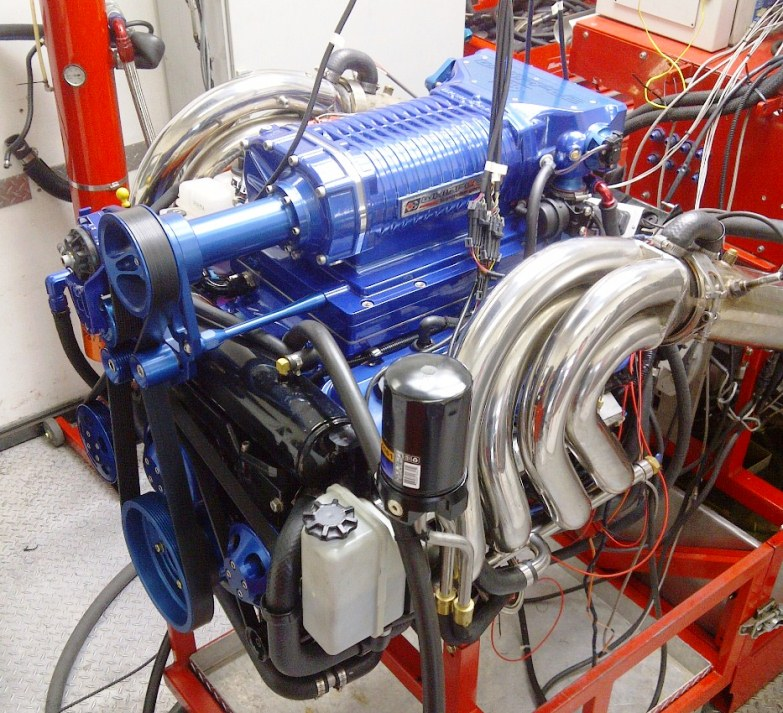 Whipple Superchargers Dealers: 500HP EFI SC Kit