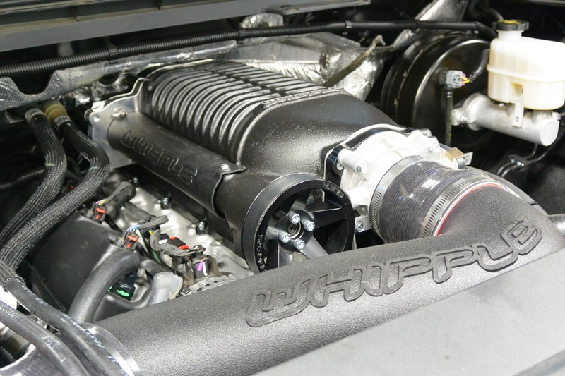 Whipple Superchargers Supercharger System For The Gm 5 3