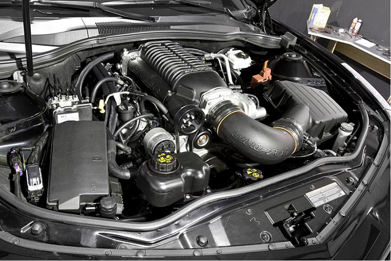 2010 2015 Camaro Whipple Supercharger System