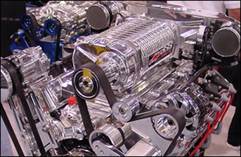 AUTOMOTIVE SUPERCHARGER SYSTEMS HOT ROD SUPERCHARGER