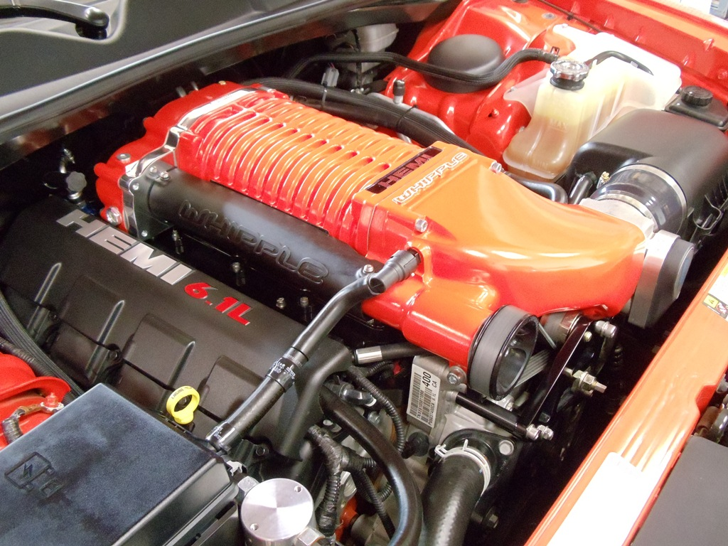 Whipple Superchargers Chyrsler 300 Srt8 Supercharger