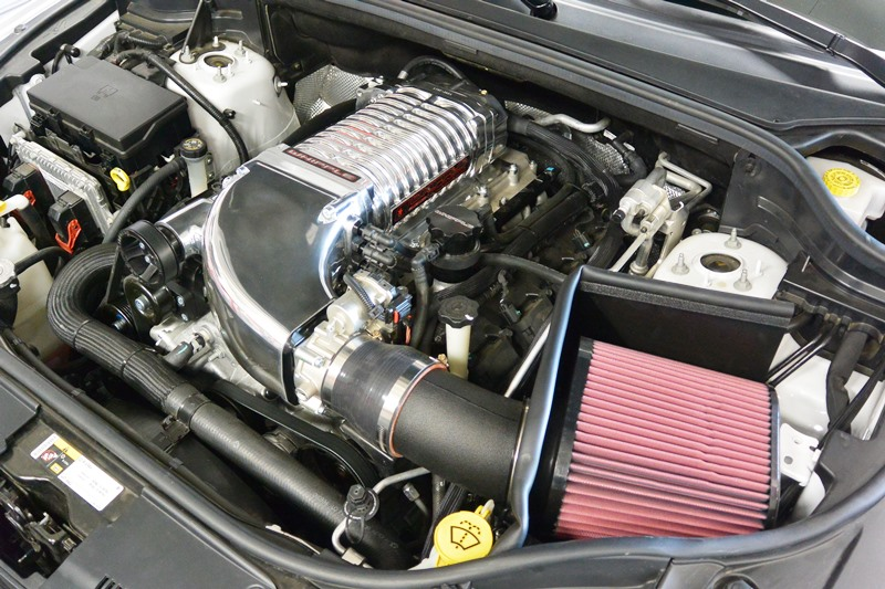 Jeep Grand Cherokee Srt8 Whipple Supercharger System