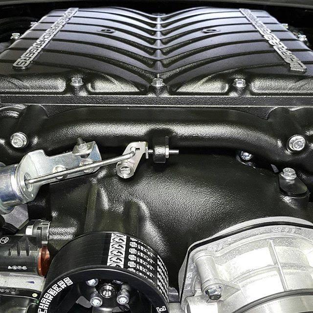 2016 2020 Cadillac Cts V Upgrades: 2016-2018 CTS-V LT4 Whipple Supercharger System
